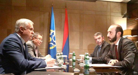 Yerevan, CSTO Discuss Border Standoff
