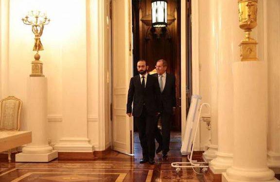 Yerevan Blasts Baku While Moscow Calls on Azerbaijan to Return POWs