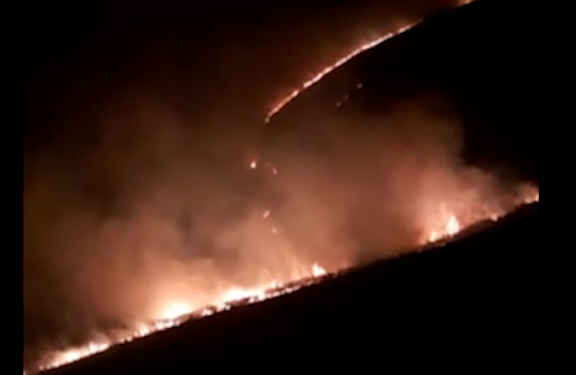 Azeris Kill Armenian Soldier, Torture Artsakh Farmer and Continue to Set Fields on Fire