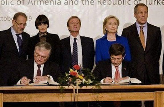 Russia Ready to Help Improve Armenia-Turkey Relations