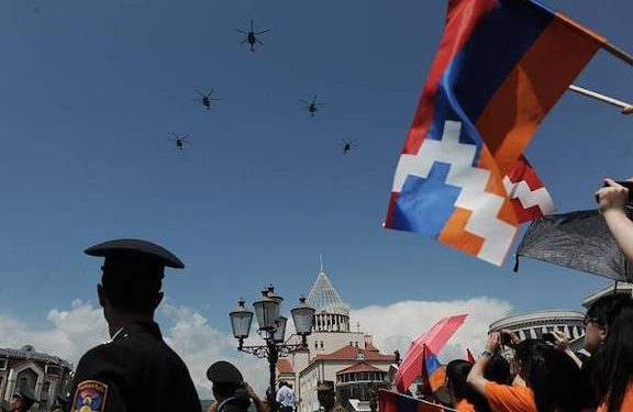 Editorial: The Imperative to Preserve Artsakh's Sacred Independence