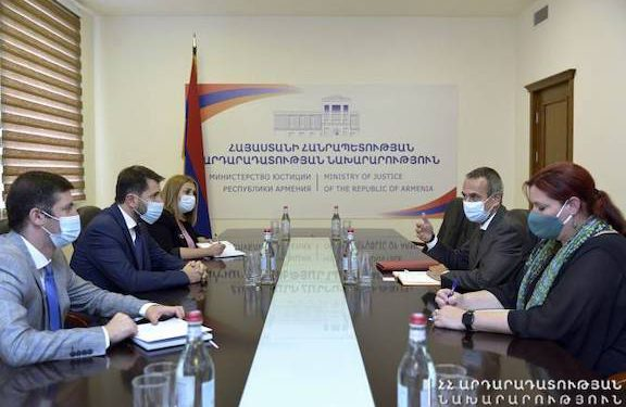 Yerevan Calls on ICRC to Secure POW Release