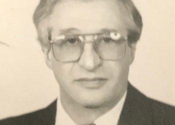 Death Notice: Avedis Kasapoglu