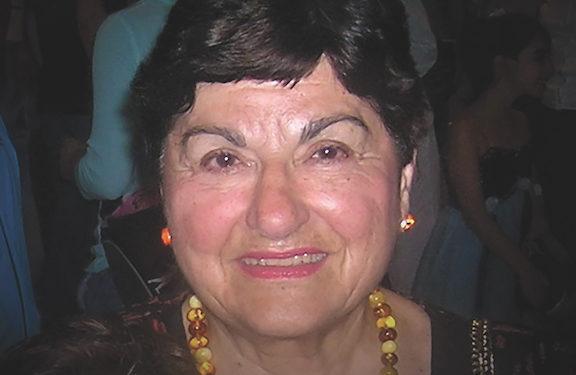ANCA Honors Legacy of Lucine Zadoian Kouchakdjian