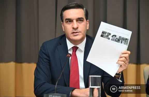 Human Rights Defender Details Baku's Use of Torture on Armenian POWs
