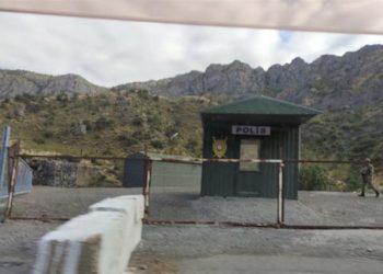 Azerbaijani Police Set Up Check Point on Goris-Kapan Highway