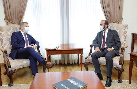 France's Minsk Group Co-Chair Presses for Resumption of Karabakh Talks