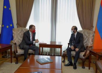 Karabakh, Regional Security Discussed with EU Special Representative