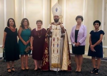 Western Prelacy Churches Offer Prayers for ABMDR's Patients and Families