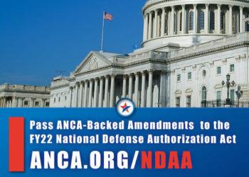8 Amendments Filed in Congress to Hold Azerbaijan and Turkey Accountable