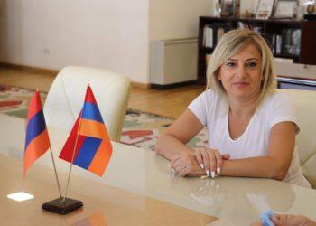 Former POW Maral Najarian Repatriates to Armenia