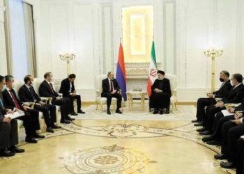 Armenia, Iran Leaders Discuss Cargo Transportation Issues
