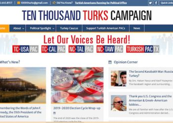 Turkish-American Groups Contributed $2.2 Million to Politicians Since 2007